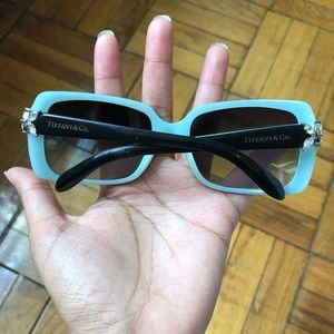 Tiffany & Co Sunglasses Swarovski crystals